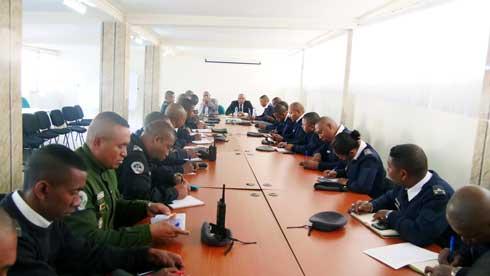 Police Nationale : Les grands responsables « consignés » 2 jours