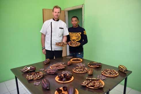 Institut du chocolat de Madagascar : Première exportation de tablettes vers mi-octobre