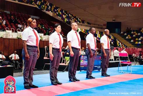 Karaté – Jeux Africains : Miora Razafindrakoto, l'unique juge malgache
