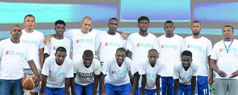 Basket-ball Africa League : La GNBC évolue dans le groupe F