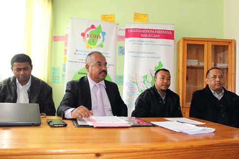 Mouvement Rohy : « Manque de transparence dans le processus de conduite des affaires publiques »
