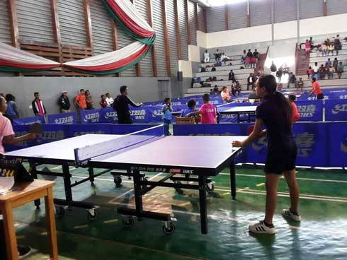 Tennis de table- Championnat de Madagascar : La phase finale ce week-end