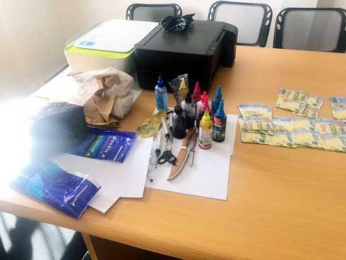 Fausses monnaies : Quatre personnes arrêtées, 12 000 000 ariary de faux billets saisis