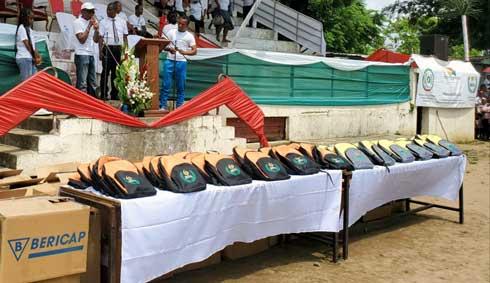 CISCO Tamatave : 5 300 kits scolaires pour les EPP