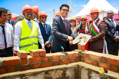 Andry Rajoelina : « Je ne reculerai pas face aux manœuvres de découragement »