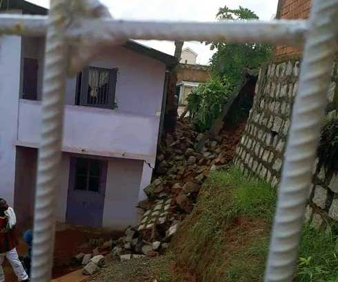 Ambohidrapeto : Quatre morts dont deux enfants dans l'effondrement d'une maison