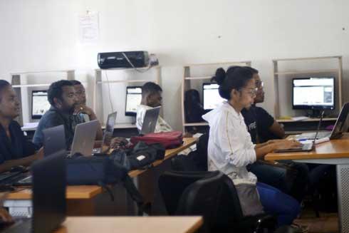 Renforcement de compétence : Le MENETP forme ses techniciens en informatique
