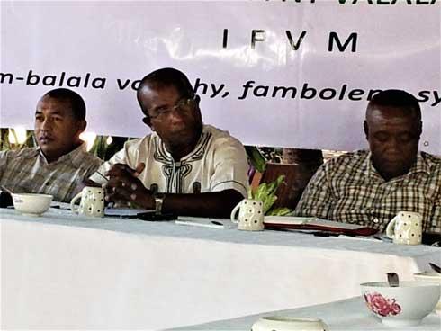 Toliara : lutte antiacridienne 2020 : Le DG de l'IFVM rassure  « Rien à craindre pour le moment »