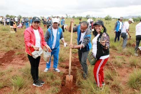 Otiv Tana : Engagé dans la préservation de l'environnement