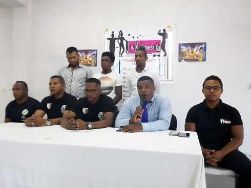 Pancrace –« Challenge Fight de l'Océan Indien » : Les combattants malgaches en regroupement