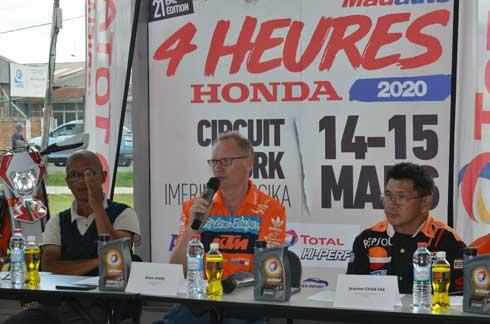 Moto 4 Heures Honda : Un plateau relevé pour cette édition 2020