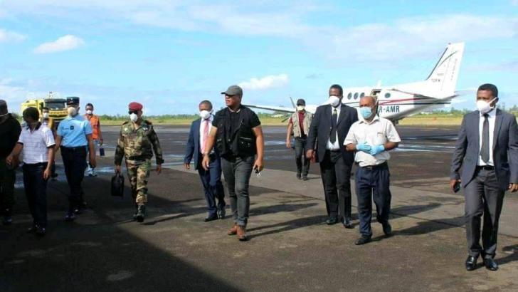 Lutte contre le coronavirus : Descente du Premier ministre à Toamasina