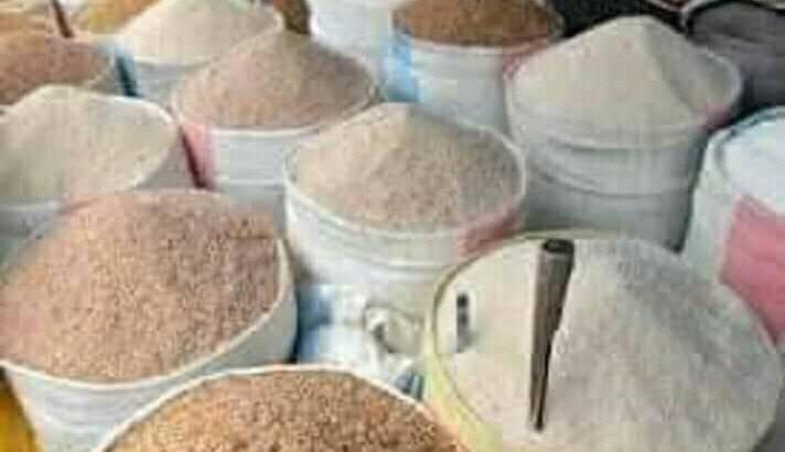 Commerce :Le riz de variété locale atteint les 2600 ariary le kilo