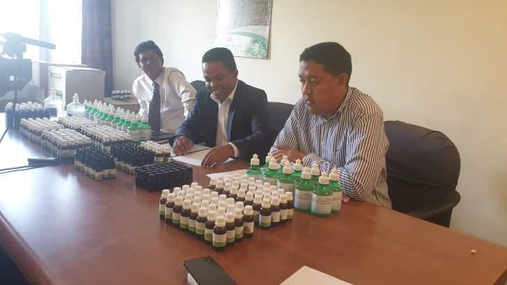 Plantes médicinales de Madagascar : L'aromathérapie gagne du terrain face à la pandémie de coronavirus