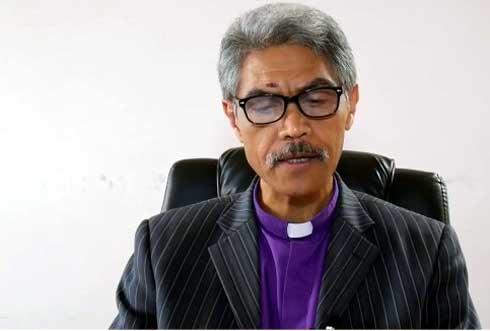 Coronavirus : Appel à la prière du président de l'église FJKM