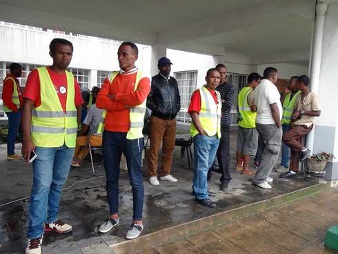 Kraomita Malagasy : Les salariés en grève
