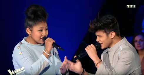 Télé crochet : Parcours sans faute de Ludy Soa et Nathan au The Voice