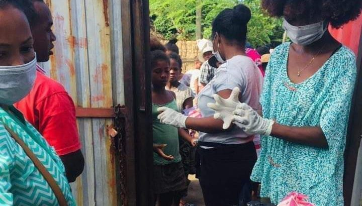 Initiative citoyenne contre le coronavirus : La diaspora à la rescousse
