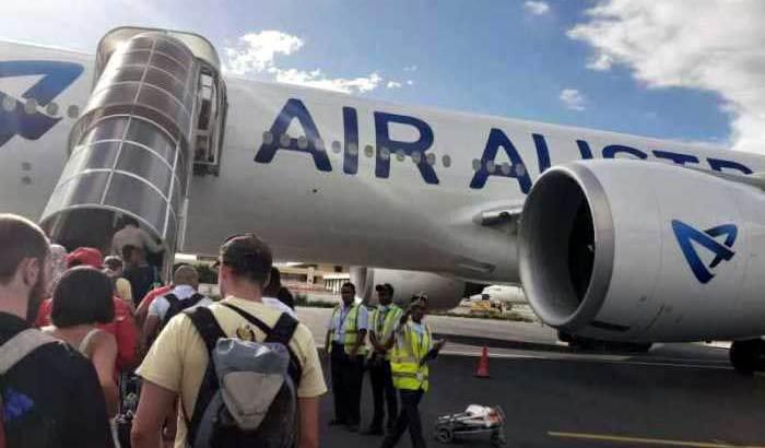 Suspension effective des vols vers l'extérieur : Huit vols de compagnies aériennes et un avion spécial du gouvernement américain arrivés à Ivato