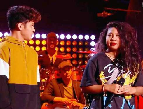 Télévision : Ludy Soa, Nathan et Miandry, s'illustrent sur les « The Voice »