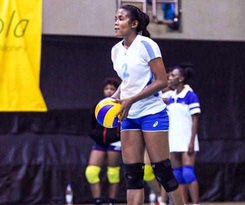 Volley-ball – Lalah Andriamanoha :Sur les traces de ses deux frères!