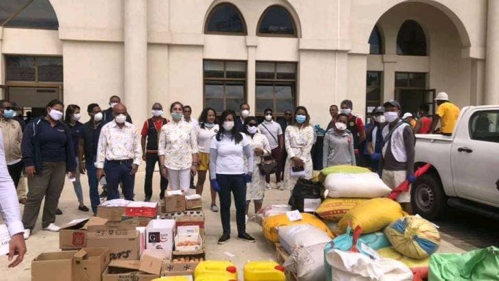 Rotary Club Antananarivo et Ivato : Une contribution à la lutte contre le COVID-19 remise à la CUA