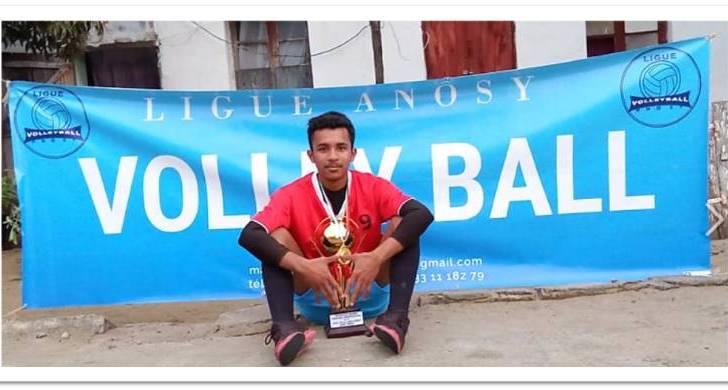 Le volley-ball Anosy en deuil : Simon François n'est plus