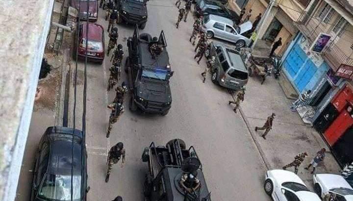 Confinement à Antananarivo : Présence massive des forces de l'ordre en centre-ville