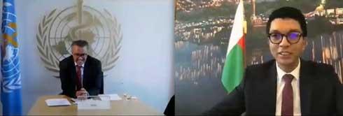 Madagascar – OMS : Signature d'un accord de confidentialité pour des essais cliniques du Tambavy CVO