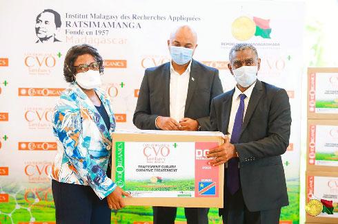 Afrique centrale : 3 300 Tambavy-CVO pour le Congo Brazzaville, la RDC et le Centrafrique