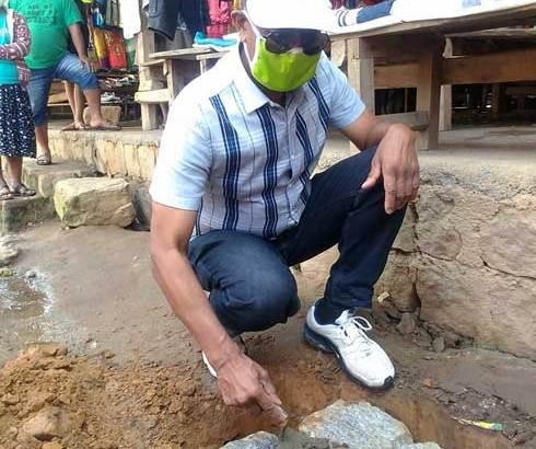 Gouverneur d'Alaotra Mangoro : Descente à Anosibe An'Ala