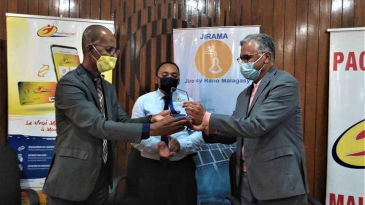 Factures de la Jirama :Multiplication des solutions de paiement électronique