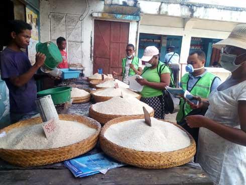 PPN : 16. 000 tonnes de riz importés par SPM