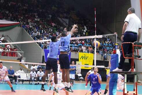 Volley-ball – CAVB : Pas de nouvelle date pour la Coupe d'Afrique