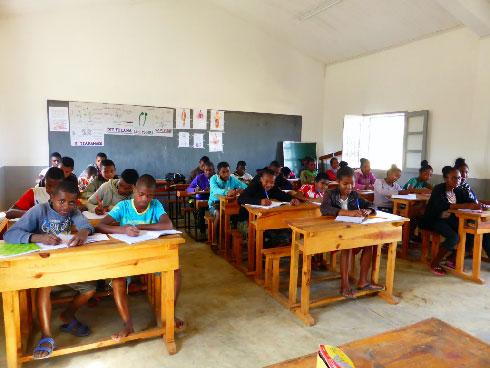 Education : Semaine décisive pour les classes intermédiaires