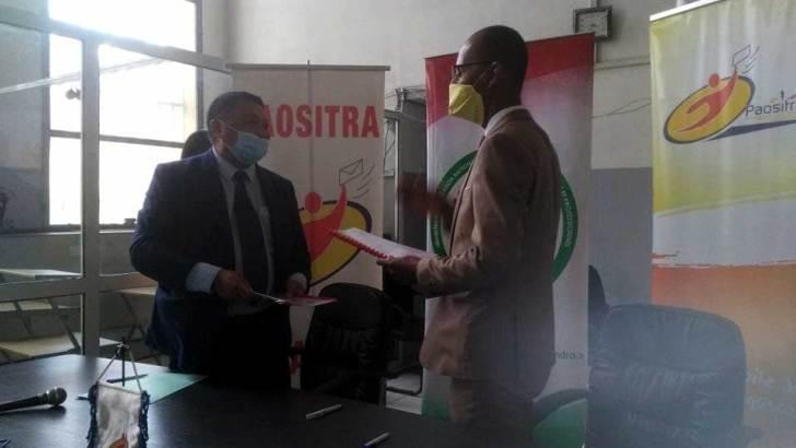 MENETP et Paositra Malagasy :Paiement des salaires et subventions par Paositra Money