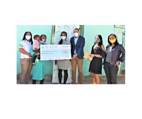 Ravinala Airports: Aide à l'Orphelinat Felana Maitso