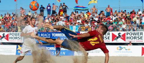 Beach soccer : Vers un report de la CAN 2020