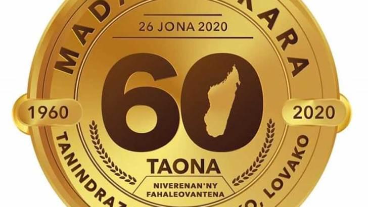 Fête de l'Indépendance :Le logo de la fête nationale malgache, officialisé