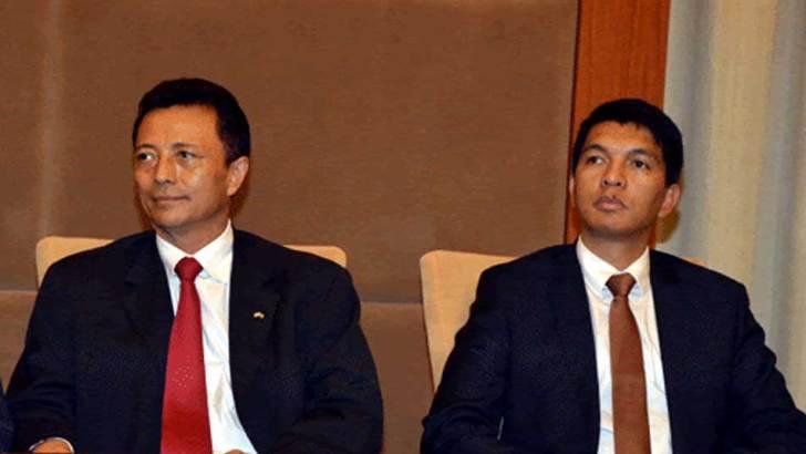Andry Rajoelina – Marc Ravalomanana : Guerre de Palais