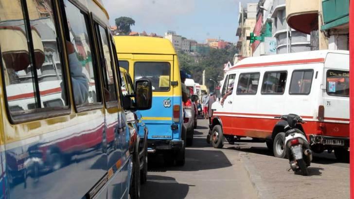 Déconfinement :Les Taxis Be jusqu'à 17 heures