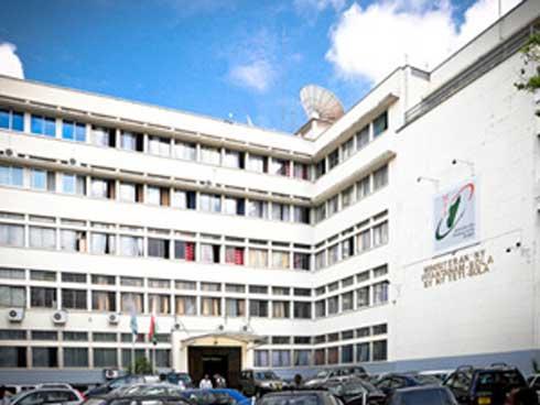Ministère de l'Economie et des Finances: Interdiction d'accès au public mais services publics assurés