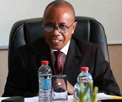 Commission électorale : Narcisse Benaivo est vice-président