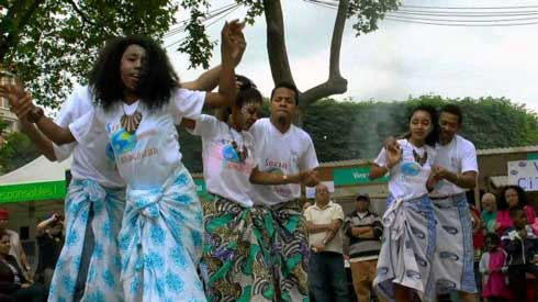 Patrimoine : L'« Antosy », mouvement des sentiments en danse