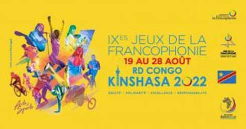 9e Jeux de la Francophonie : Report validé par le CPF