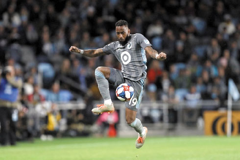 Football – Major League Soccer : Victoire de l'équipe de Métanire