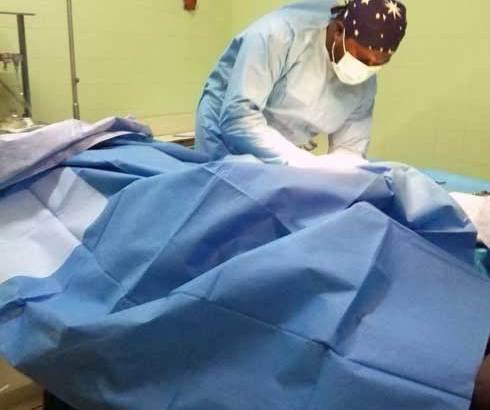 Centre de traitement Covid-19 : Apport d'équipements médicaux par le consulat de Monaco