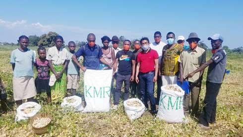 HOREB : Vers une digitalisation de l'agriculture