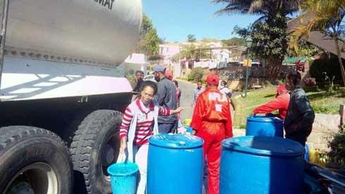 Mesures d'urgence de la Jirama : Des citernes mobiles pour les quartiers privés d'eau potable