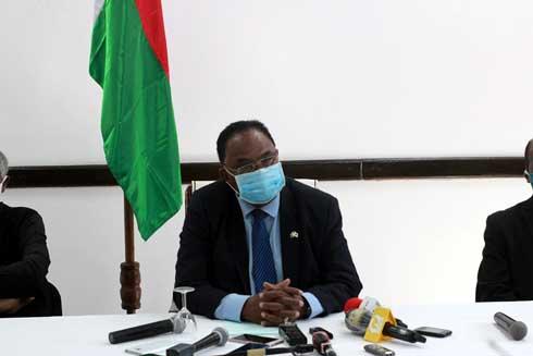 Mutinerie à Farafangana : « Aucun ordre de tirer n'a été donné », dixit le ministre de la Justice